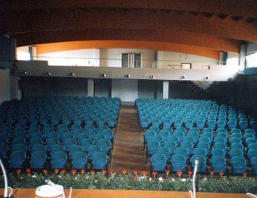 Teatro la provvidenza di vallo della lucania pronto il - Agenzie immobiliari vallo della lucania ...