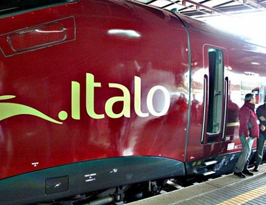 Treni casa italo alla stazione di salerno cilento notizie - Binario italo porta garibaldi ...